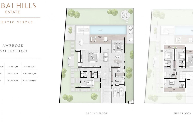 Ambrose Collection Majestic Vistas Floor Plans