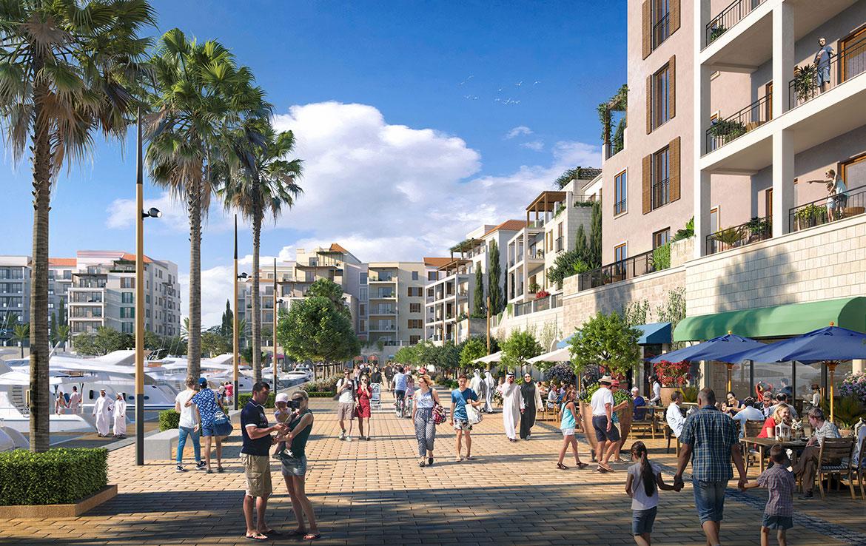 La Rive Apartments Meraas