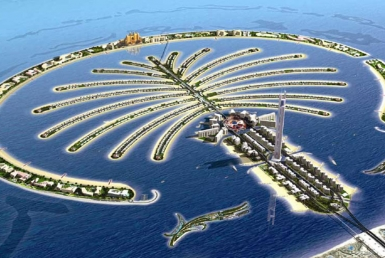 Palm Jumeirah by Nakheel