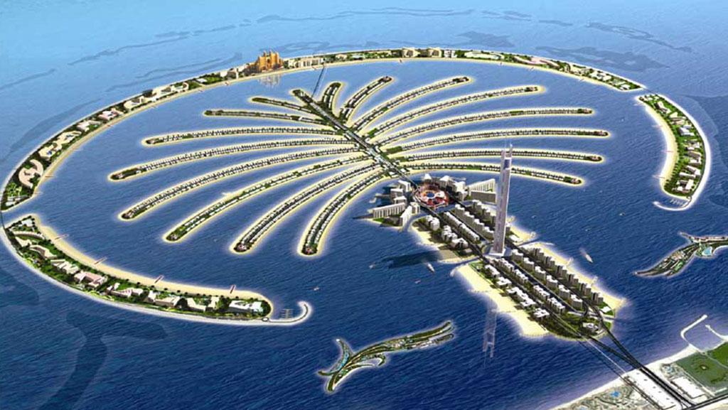 Palm Jumeirah by Nakheel Properties