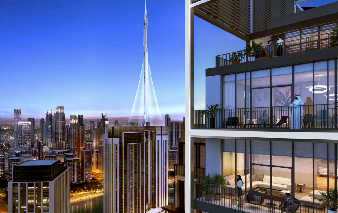 Creek Edge Emaar