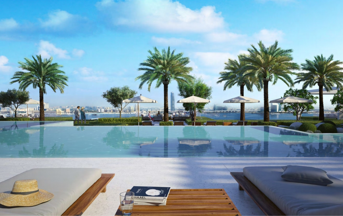 Creek Edge Emaar Dubai