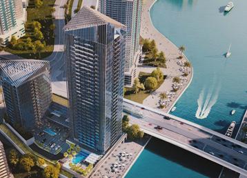 Dubai Residential Complex
