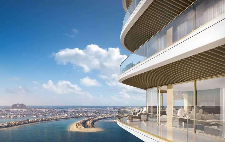 Elie Saab Emaar Beachfront Living