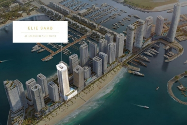 Elie Saab Emaar Beachfront Dubai Harbour