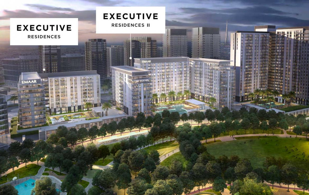 Executive Residences 2 by Emaar