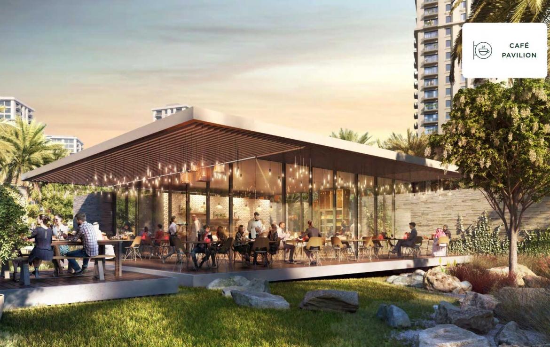 Executive Residences Cafe Pavilion