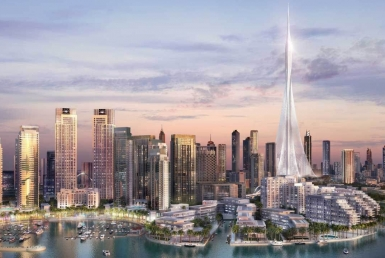 Palace Residences in Dubai Creek Harbour