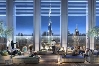 Burj Royale Emaar Properties
