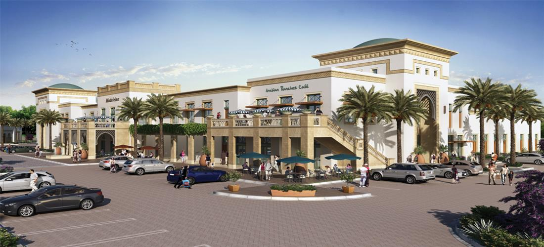 Camelia Townhouses Arabian Ranches