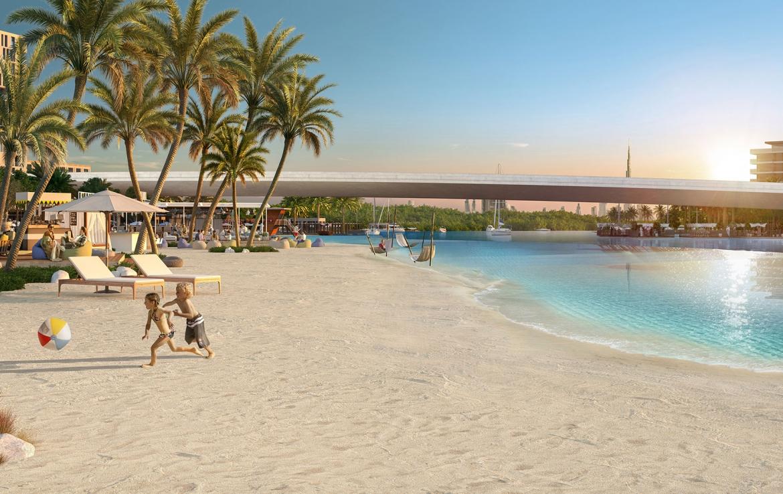 Dubai Creek Beach