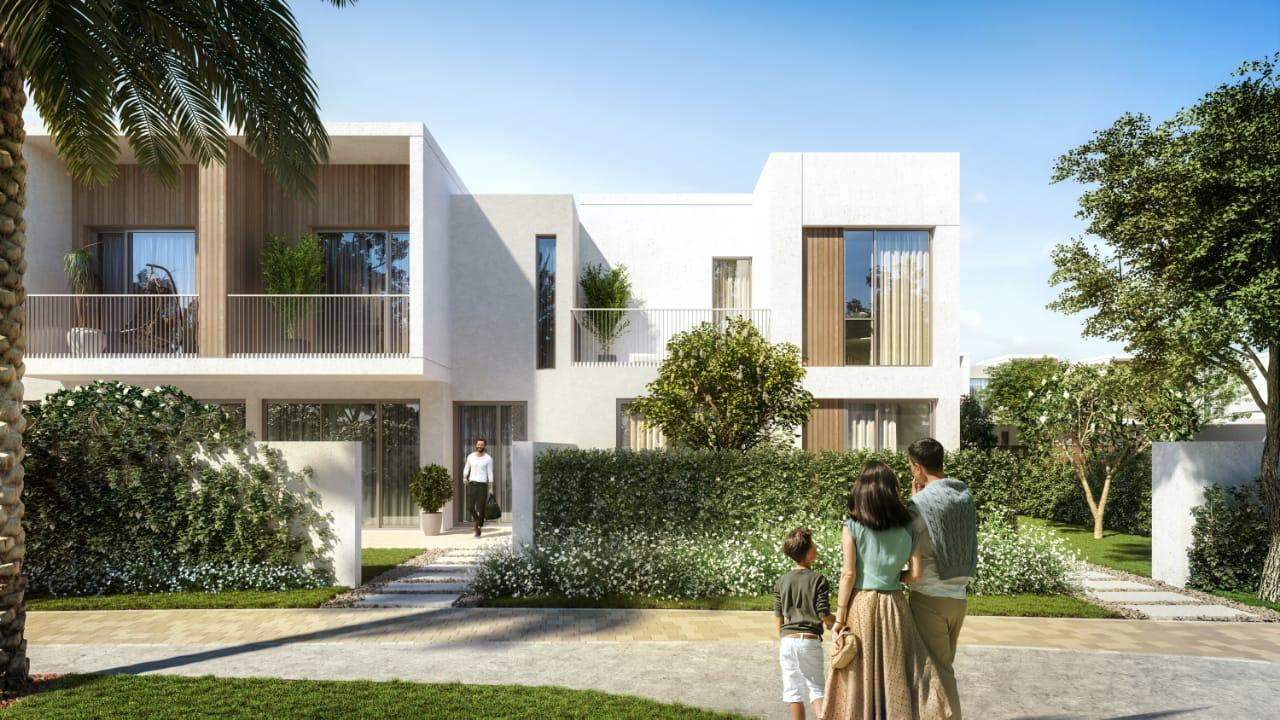 Spring Arabian Ranches townhouses