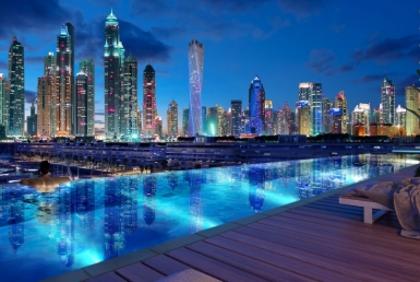 Emaar Beachfront, Dubai Harbour
