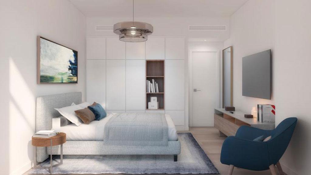La Voile Bedroom