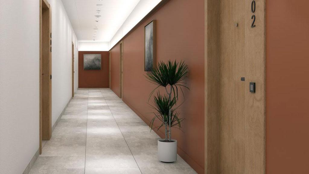 La Voile Corridor