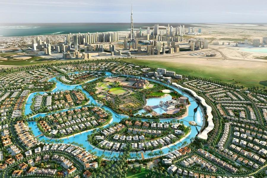 Muhammad Bin Rashid City Dubai